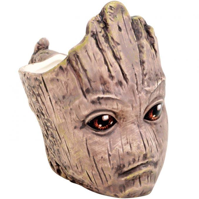 Teen Groot Sculpted Mug