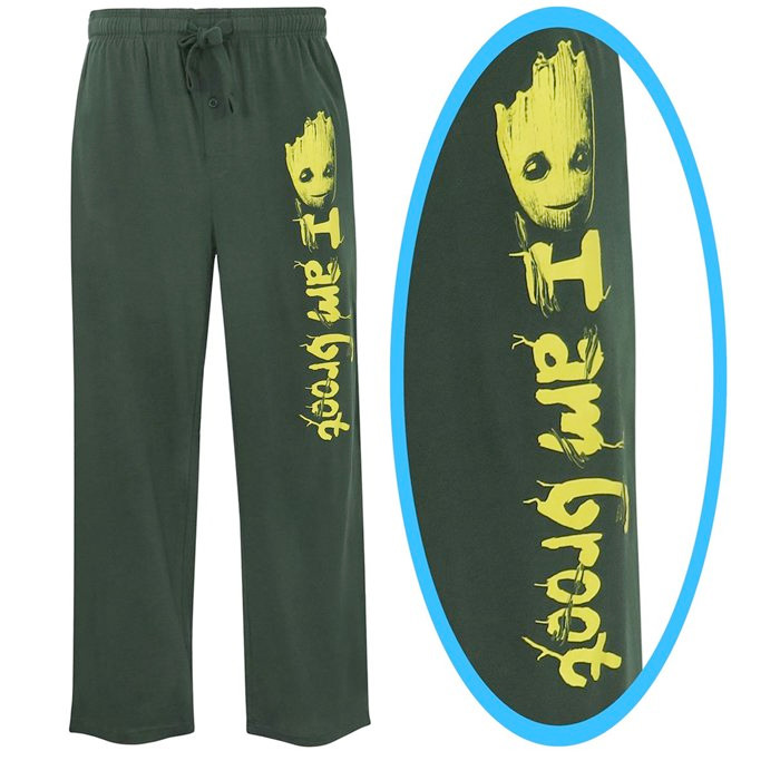 I Am Groot Pajama Pants
