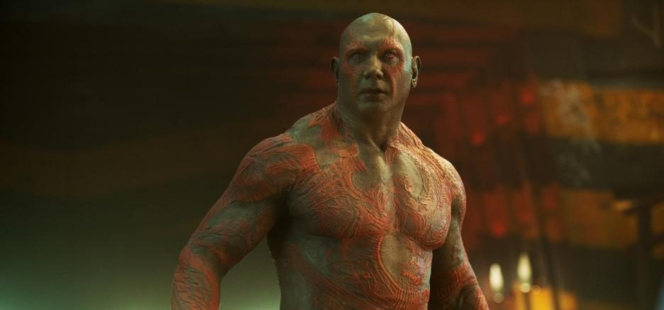 Dave Bautista is All Good With Disney Now Following James Gunn's Rehiring