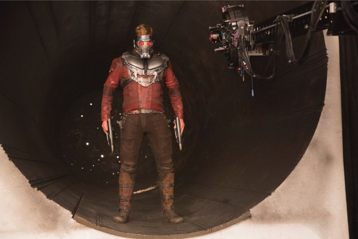guardians of the galaxy vol 2 behind the scenes