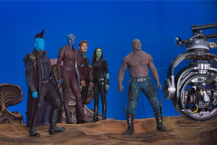 guardians of the galaxy vol 2 set visit