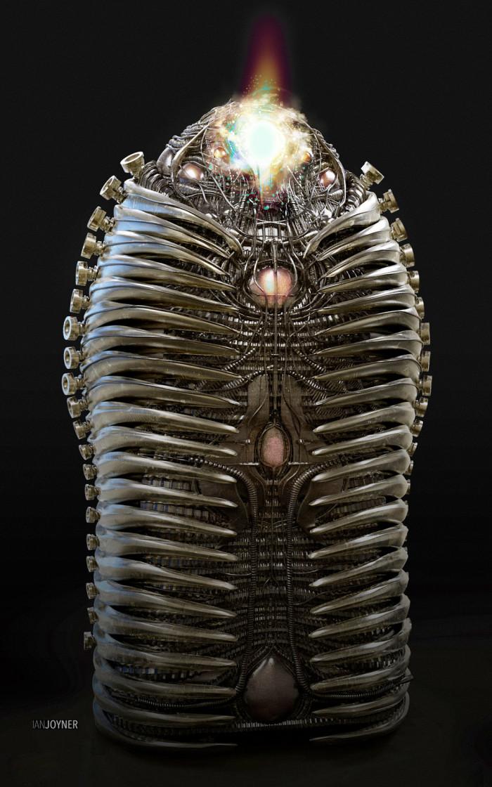 Guardians of the Galaxy 2 - Adam Warlock Cocoon