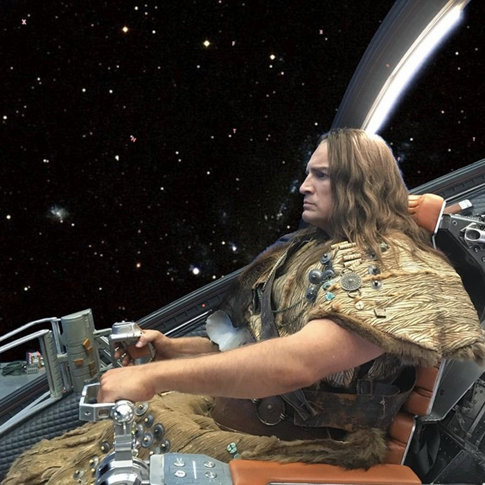 Nathan Fillion Cameo in Guardians of the Galaxy 2