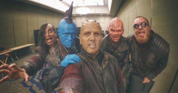Guardians of teh Galaxy 2 - Ravagers