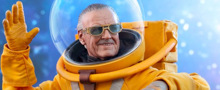 Hot Toys Stan Lee Figure - Guardians of the Galaxy Vol. 2