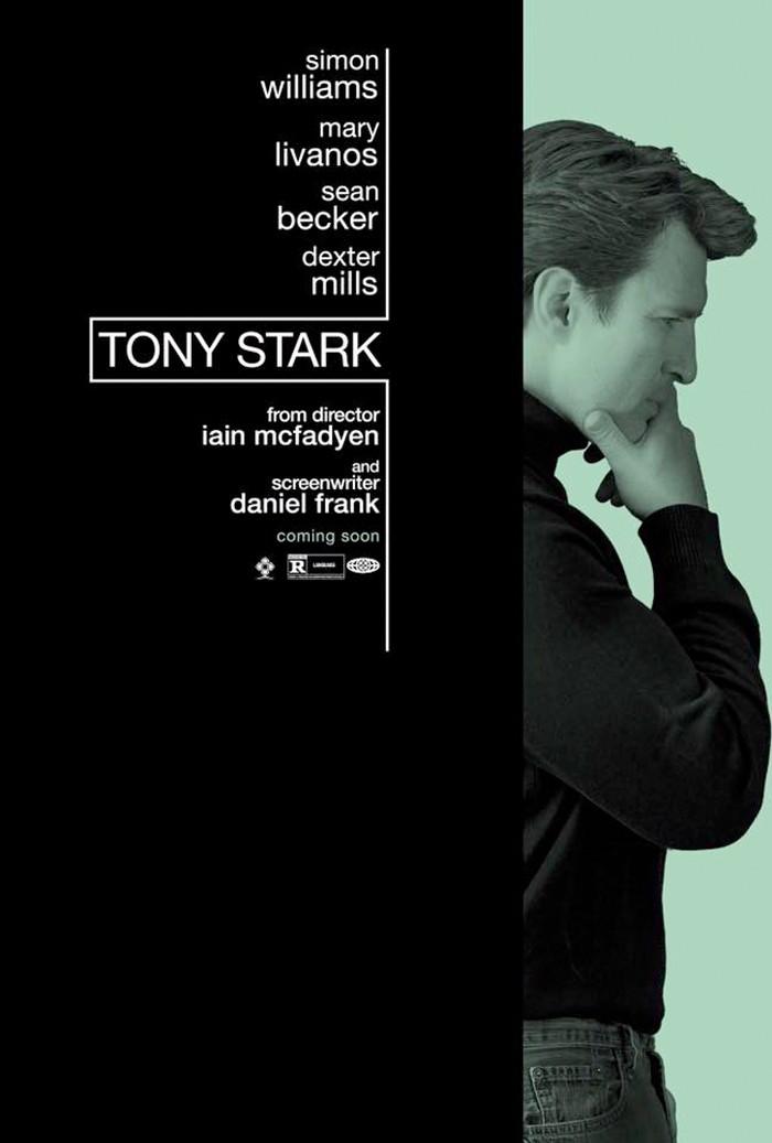 Guardians of the Galaxy 2 - Tony Stark Movie Poster