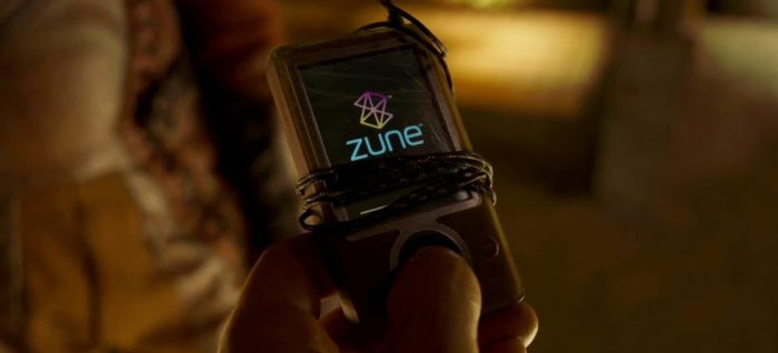 Guardians of the Galaxy Vol. 2 Zune