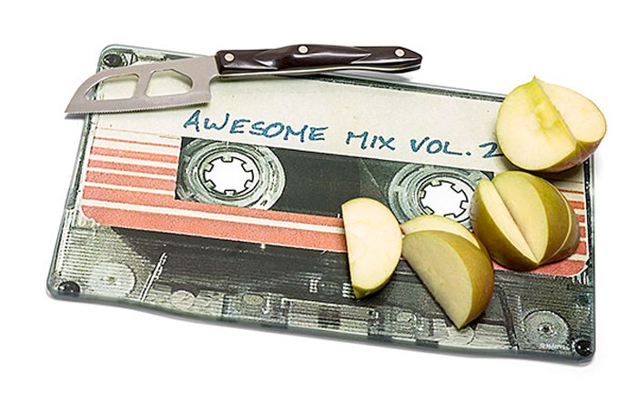 Guardians of the Galaxy Awesome Mix Vol. 2 Cutting Board