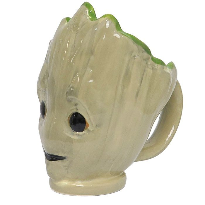 Baby Groot Sculpted Mug