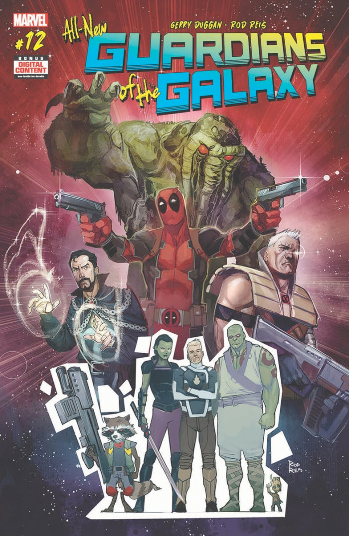 Guardians of the Galaxy - New Member