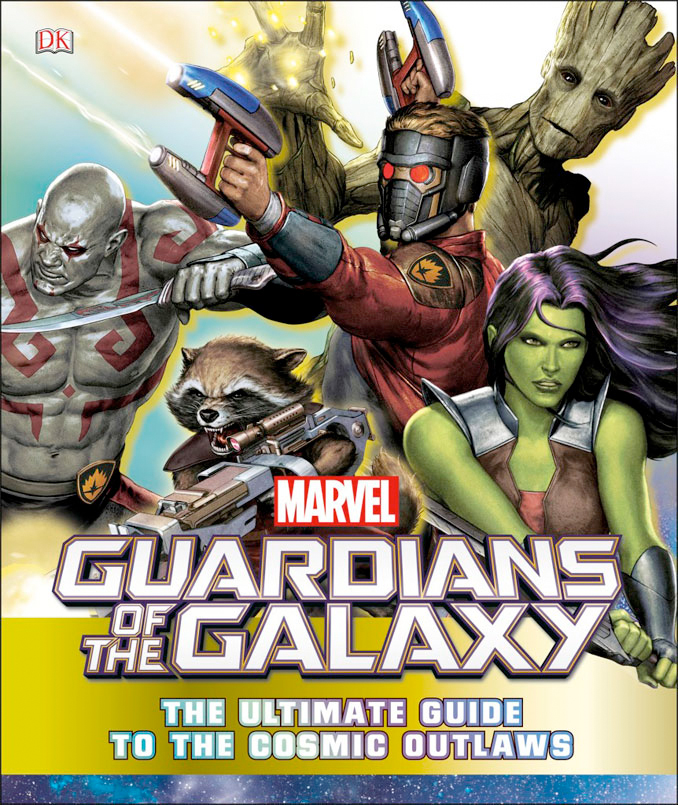 Guardians of the Galaxy Cosmic Guide
