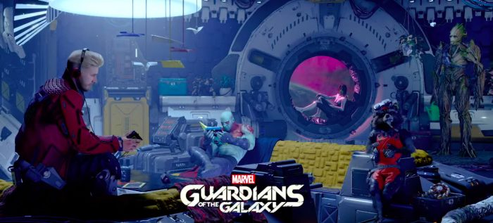 Guardians of the Galaxy Video Game Trailer