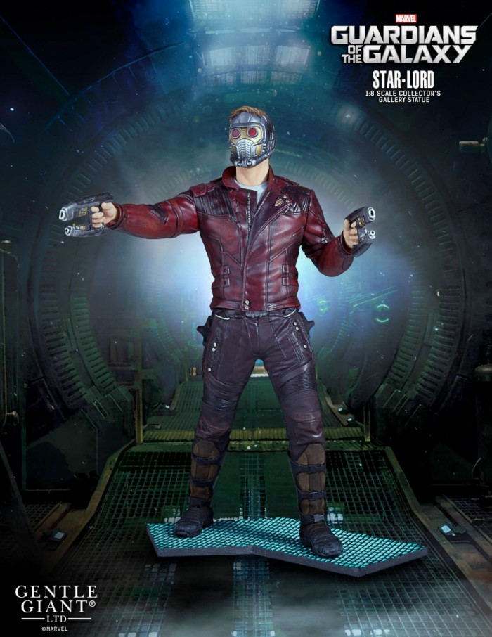 Guardians of the Galaxy - Gentle Giant Star-Lord Statue