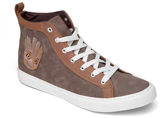 Guardians of the Galaxy - Groot Shoe