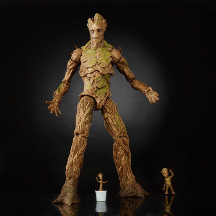 Marvel Legends - Evolution of Groot