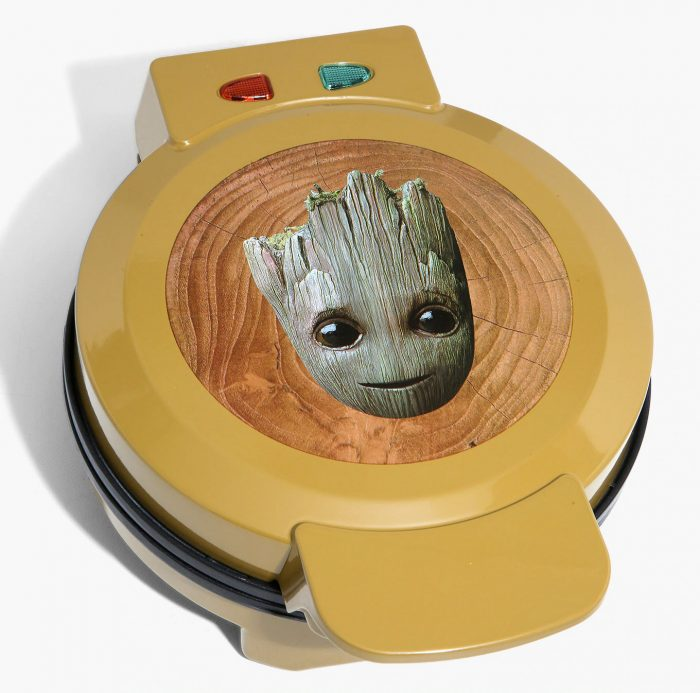 Groot Waffle Make
