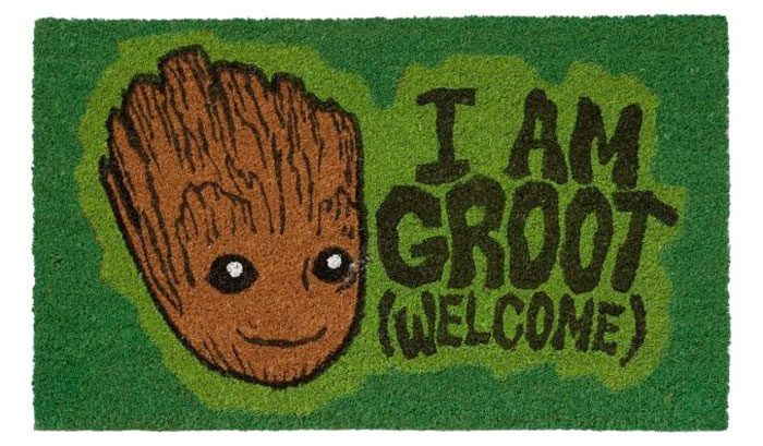 Guardians of the Galaxy - Groot Welcome Mat