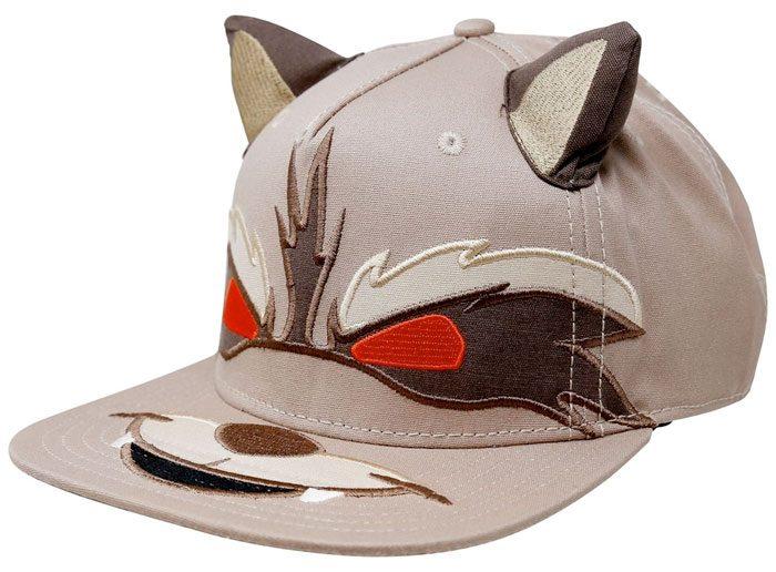Rocket Raccoon Hat