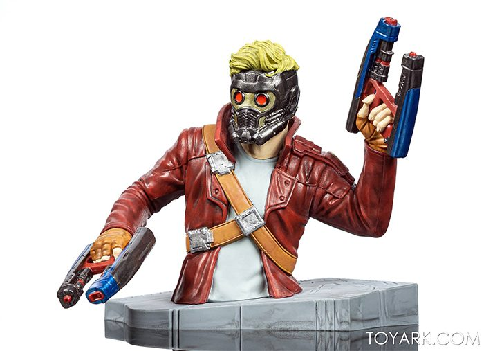 Guardians of the Galaxy - Star-Lord Bust