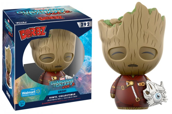 Guardians of the Galaxy 2 Dorbz - Groot