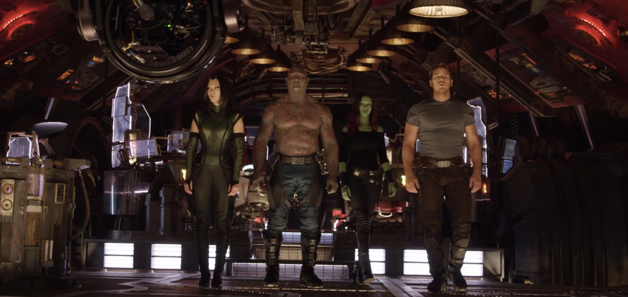 james gunn reveals guardians of the galaxy 2 spoilers