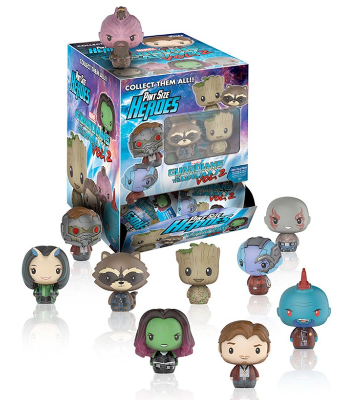 Guardians of the Galaxy 2 Pint-Size Heroes