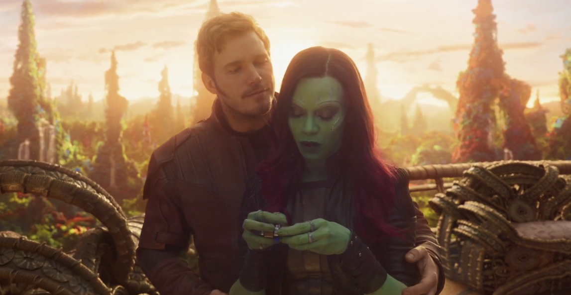 starlord and gamora relationship tips