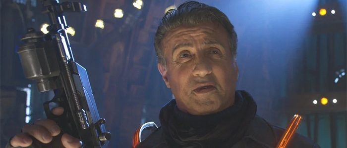 Sylvester Stallone Joining The Suicide Squad
