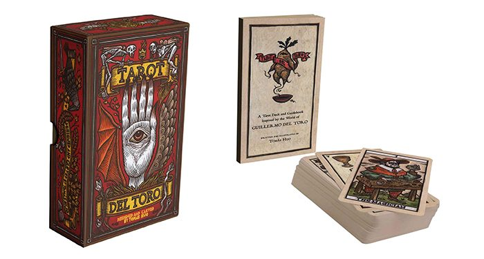 Guillermo del Toro Tarot Card Deck