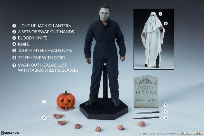 Sideshow Collectible Michael Myers Figure