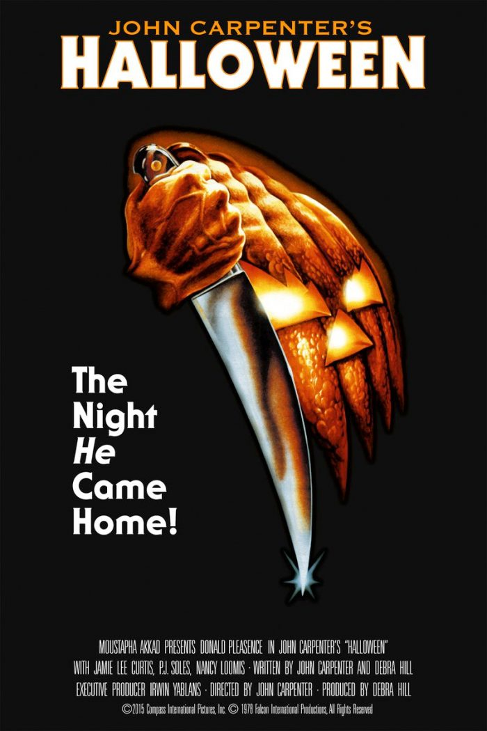 buy �halloween� prints signed by original poster artist