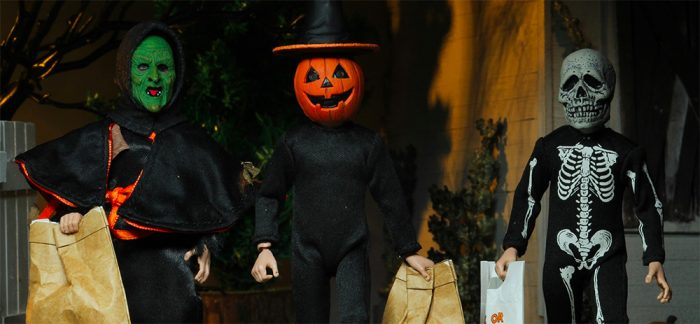 Cool Stuff: NECA's 'Halloween 3: Season of the Witch' Figure Set Has Tricks and Treats, Wustoo