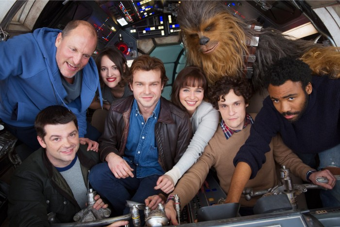 Han Solo Movie First Look
