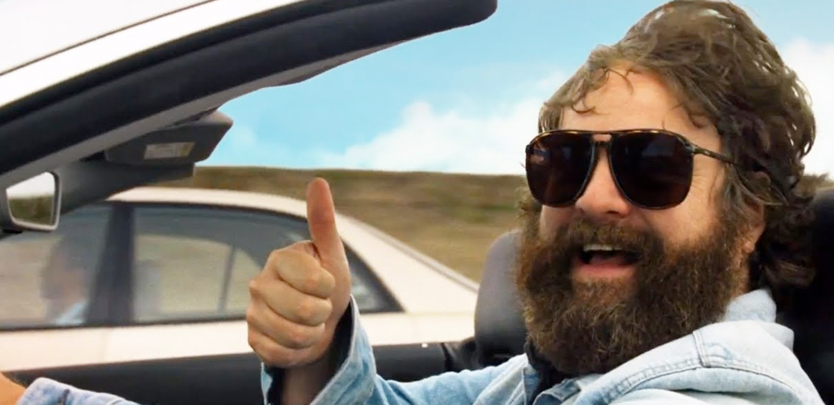 Zach Galifianakis Wishes The Hangover Sequels Didn't Happen