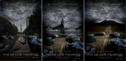 Mexican Posters for The Happening