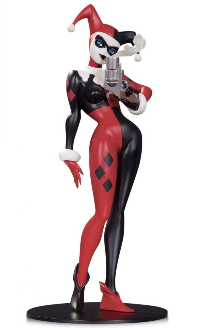 Harley Quinn - Batman: The Animated Series Life-Size Statue