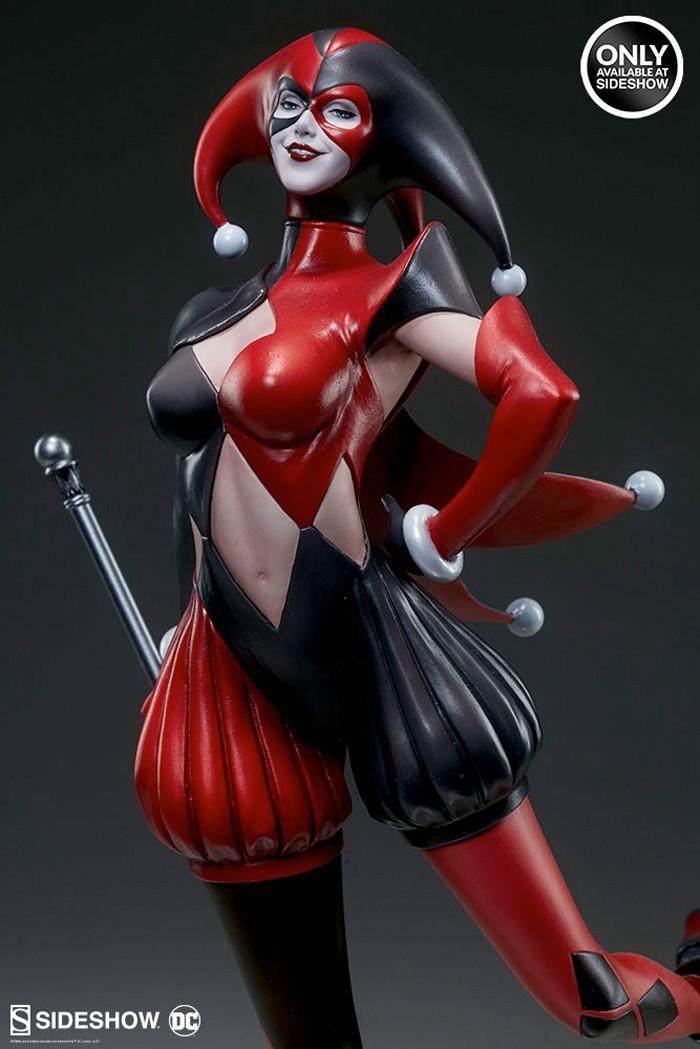 Harley Quinn - Gotham City Sirens Statue