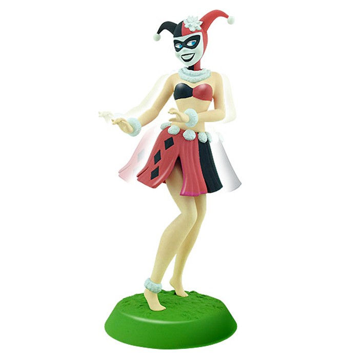 Harley Quinn Hula Girl