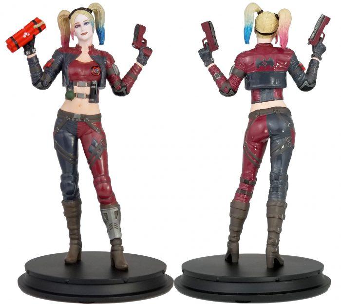 Injustice 2 Harley Quinn Statue