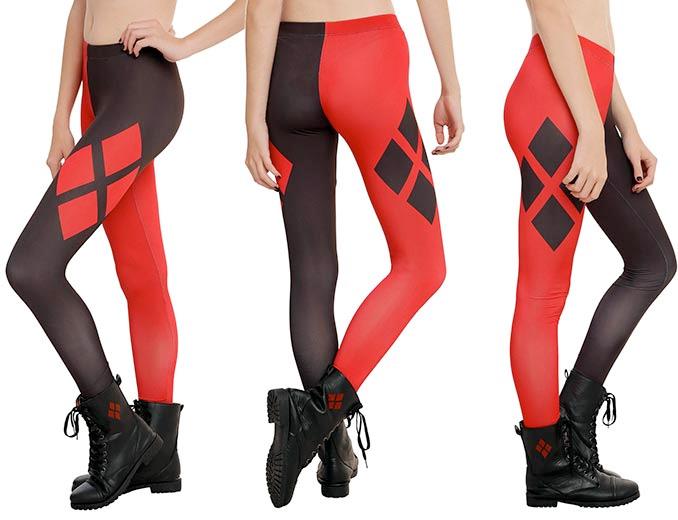 Harley Quinn Leggings