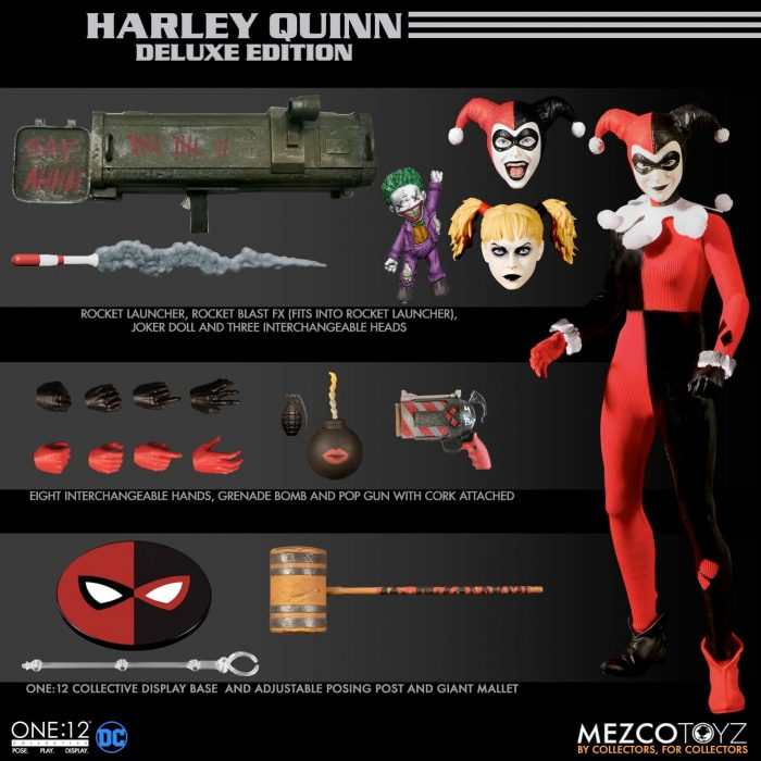 Harley Quinn One:12 Collective Figure