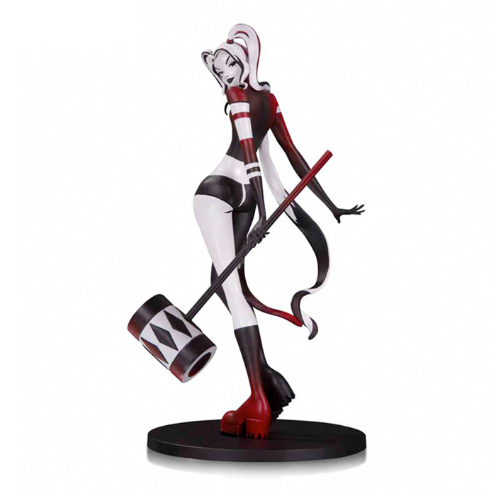 Harley Quinn Artists Alley Statue