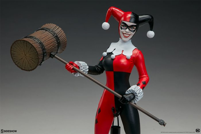 Sideshow Collectibles Harley Quinn Statue