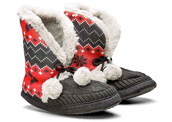 Harley Quinn Slipper Boots