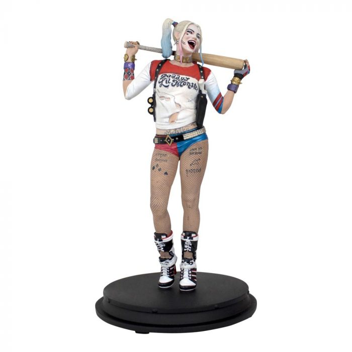 Icon Heroes Harley Quinn Statue