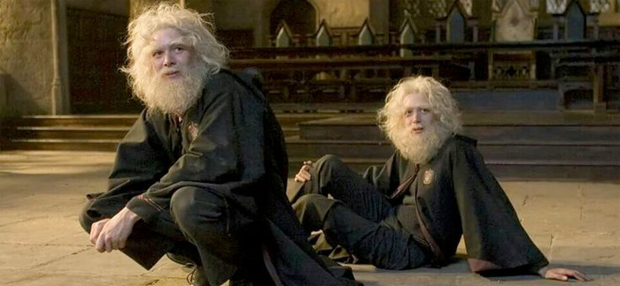 Harry Potter and the Goblet of Fire - Fred & George Weasley