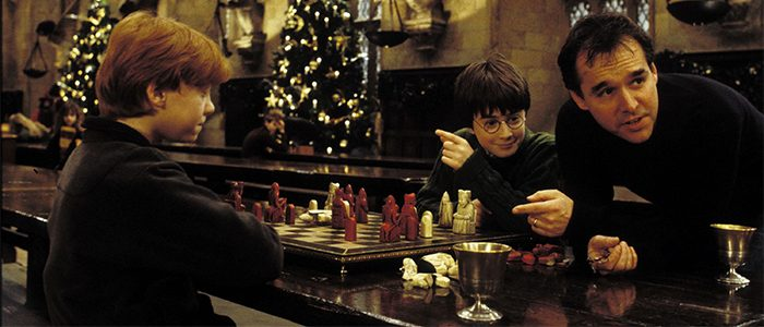 Making of Harry Potter and the Sorcerer's Stone