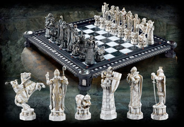 Cool Stuff: 'Harry Potter' Wizard Chess Replica Will Clear ...