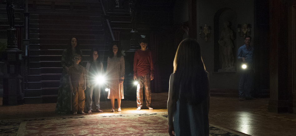 Here S How The Haunting Of Hill House Episode 6 Was Made Film
