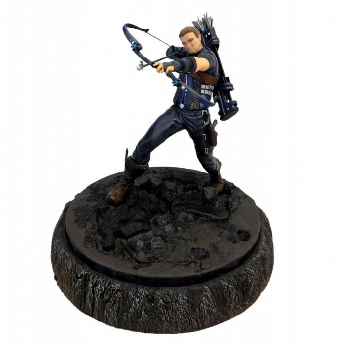 Hawkeye and Ant-Man Motion Statue